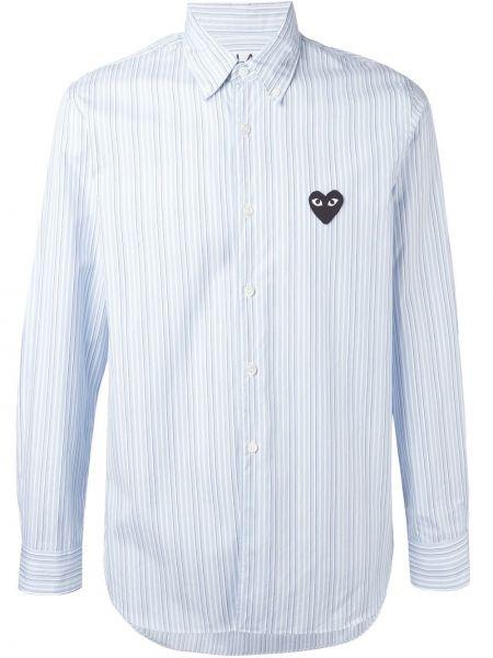 Koszula w paski z paskami Comme Des Garcons Play