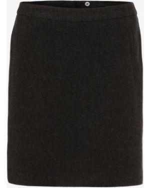 Ciepła szara spódnica mini Marie Lund