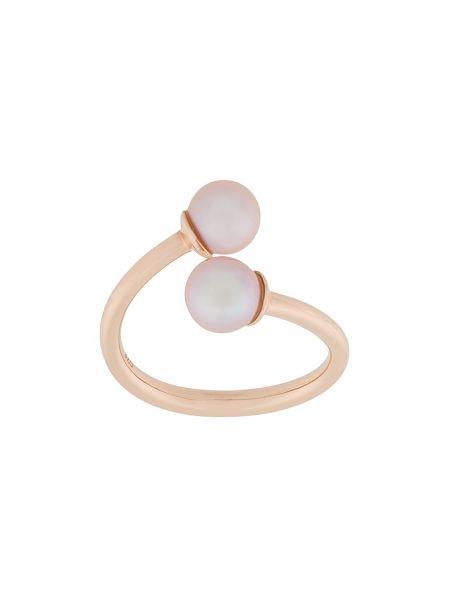 Pierścień metal ze złota Astley Clarke