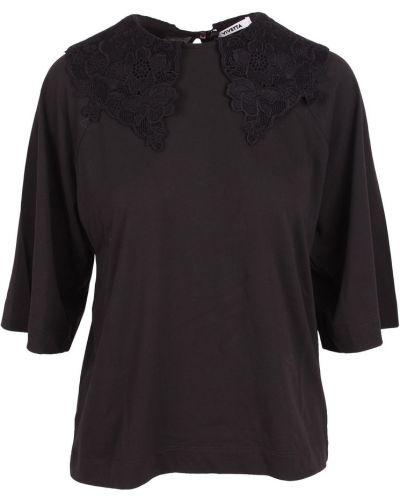 Czarna bluzka Vivetta