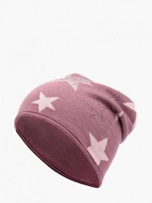 Розовая шапка осенняя Labbra