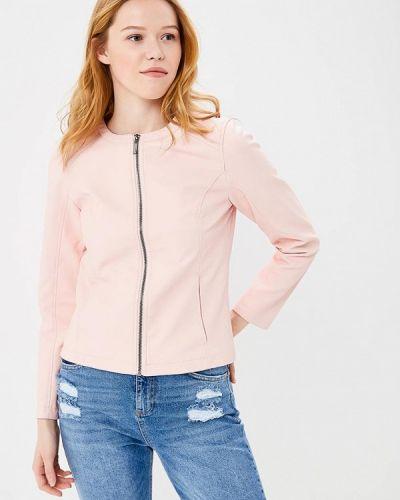 Розовая куртка Sela