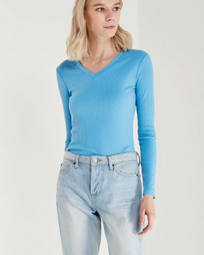 Голубой пуловер A-a By Ksenia Avakyan