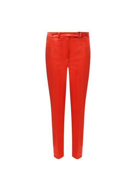 Укороченные брюки свободные с поясом Tom Ford