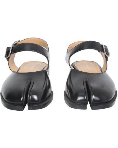 Czarne sandały Maison Margiela