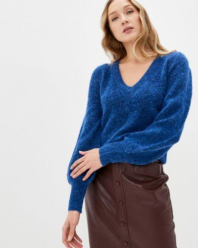 Синий пуловер Twist & Tango