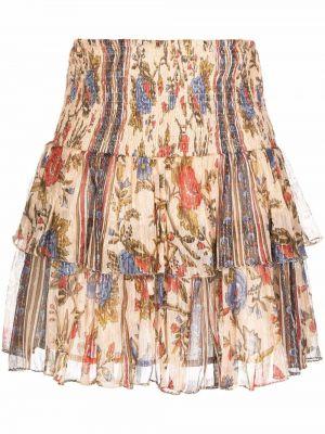 Разноцветная юбка Mes Demoiselles
