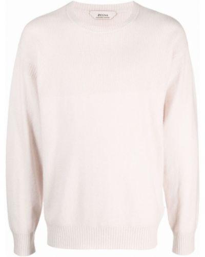 Biała bluza dresowa Z Zegna