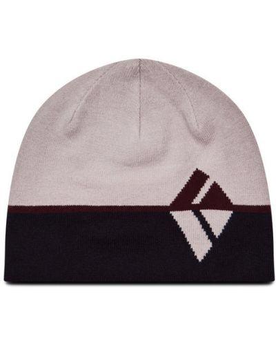 Czarna czapka z diamentem Black Diamond