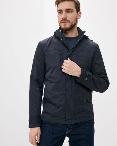 Облегченная синяя куртка Geox
