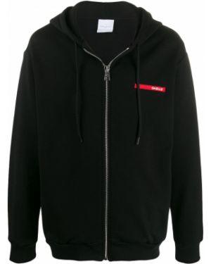 Куртка с капюшоном - черная Gaelle Bonheur