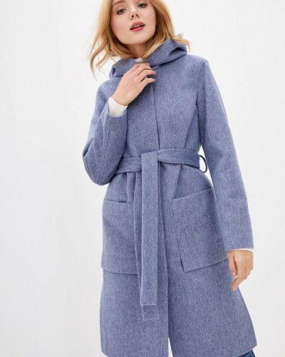 Пальто - синее Danna