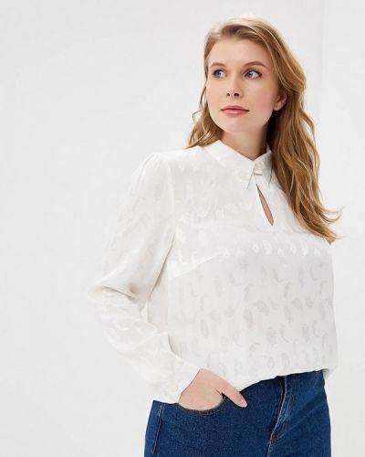 Блузка белая Borboleta