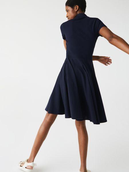 Платье - синее Lacoste