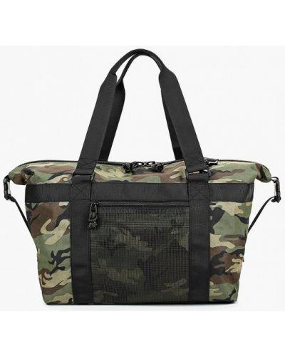 Спортивная сумка дорожная текстильная Topman
