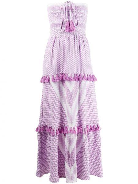 Платье с кисточками Cecilie Copenhagen
