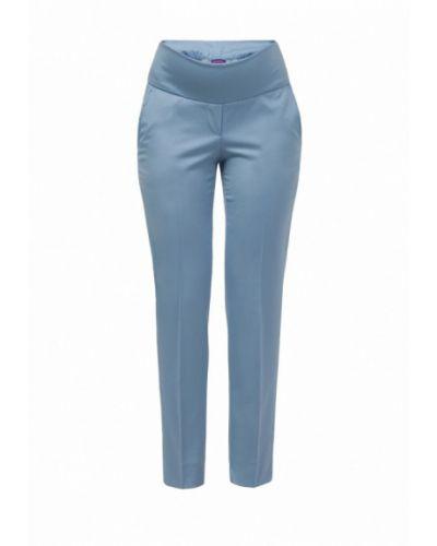 Голубые брюки Mona Moon
