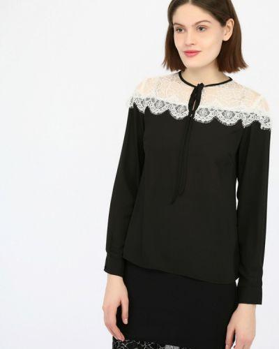 Блузка - черная Monton