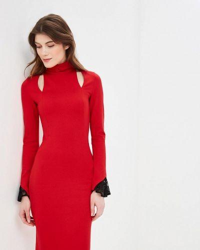 Платье красный Anastasya Barsukova
