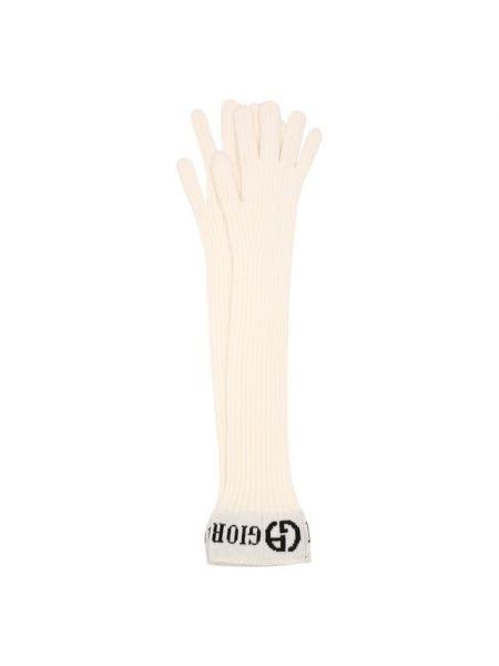 Перчатки тонкие кашемировые Giorgio Armani