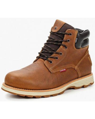Ботинки осенние кожаные Levi's®