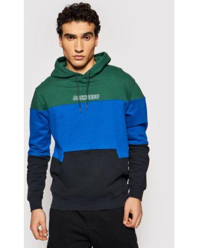 Zielona bluza Dc