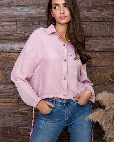Блузка пудровая Kamomile