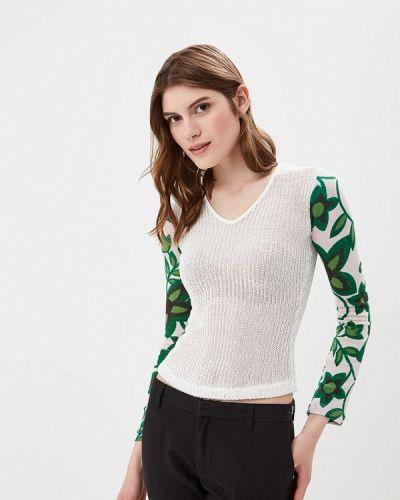 Бежевый пуловер 2018 Custo Barcelona