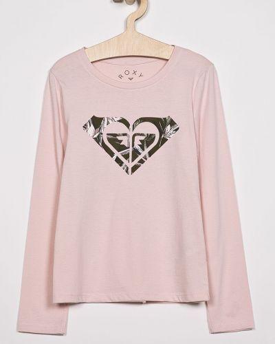 Розовая блуза Roxy