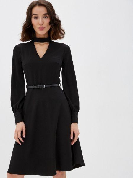 Платье осеннее прямое Woman Ego