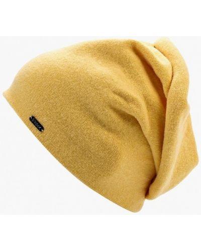 Шапка осенняя желтый Ferz