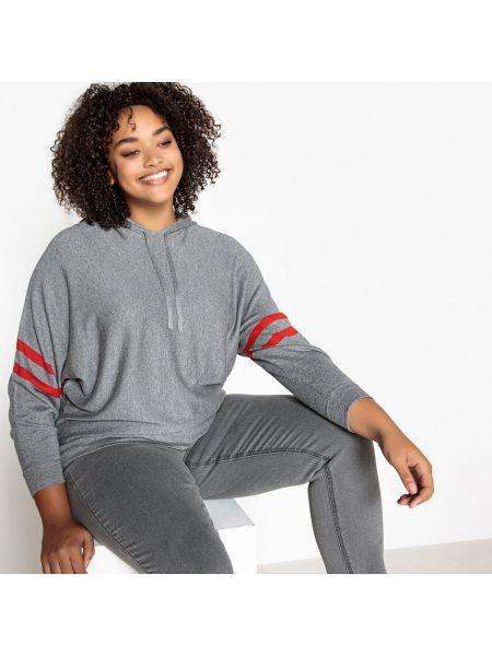 Пуловер из вискозы с капюшоном Castaluna