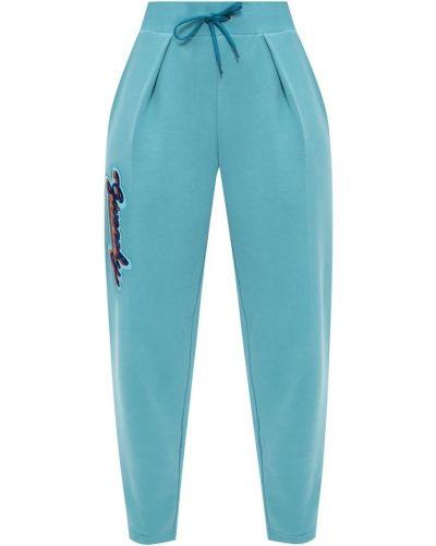 Spodnie dresowe bawełniane - niebieskie Givenchy