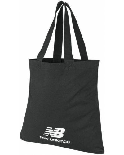 Черная сумка шоппер для бассейна New Balance