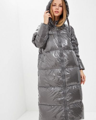 Зимняя куртка осенняя серая Bomboogie