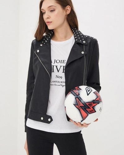 Черная куртка Ovs