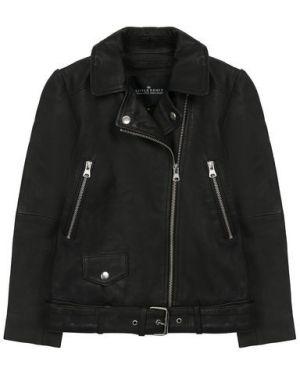 Куртка кожаная черная Designers, Remix Girls