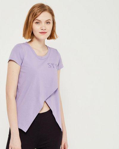 Футболка фиолетовый Sitlly