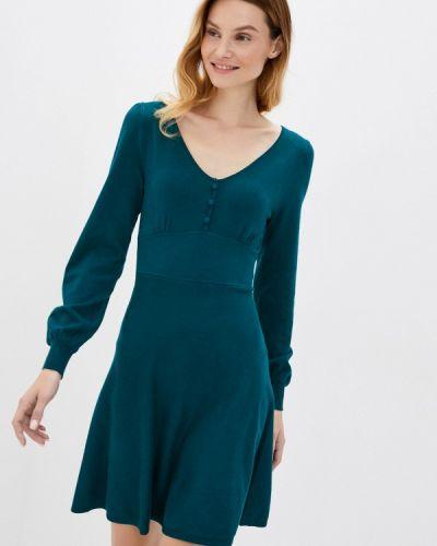 Платье - бирюзовое Springfield