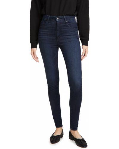 Синие зауженные джинсы-скинни стрейч Levi's®