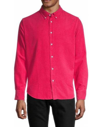 Koszula zapinane na guziki - różowa Rag & Bone