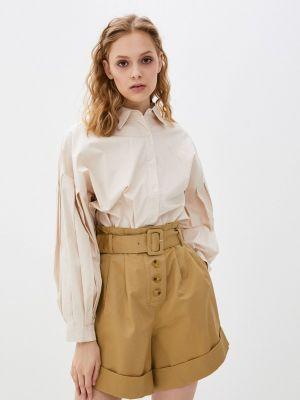 Рубашка - бежевая B.style