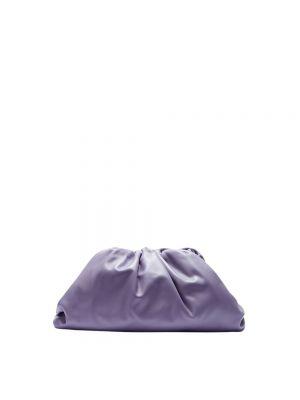 Kopertówka - fioletowa Bottega Veneta