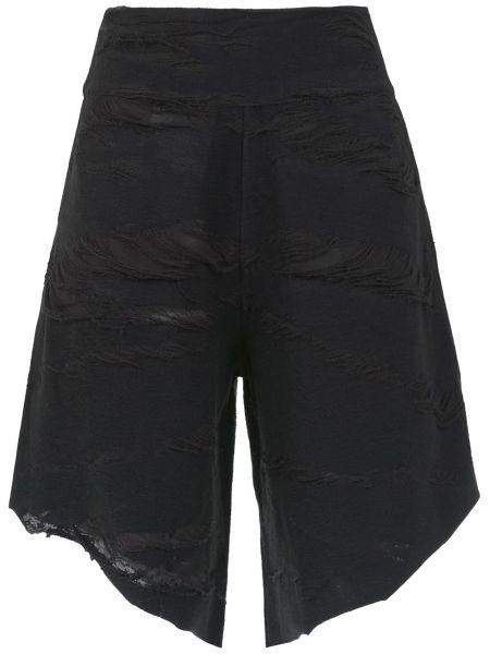 Черные шорты Uma Raquel Davidowicz