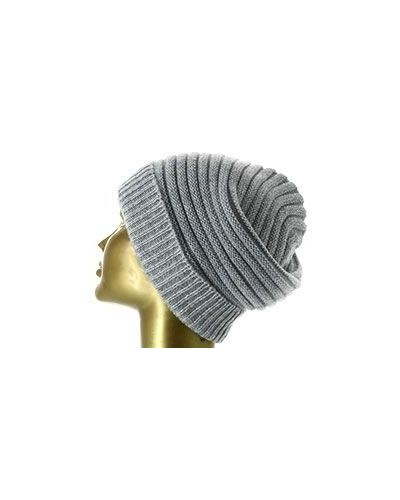 Серая шапка зимняя Colombo