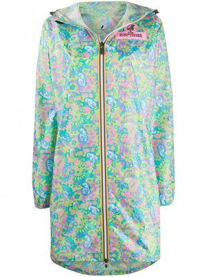 Длинное пальто айвори Marc Jacobs