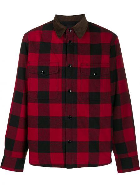 Klasyczna koszula - czarna Rag & Bone