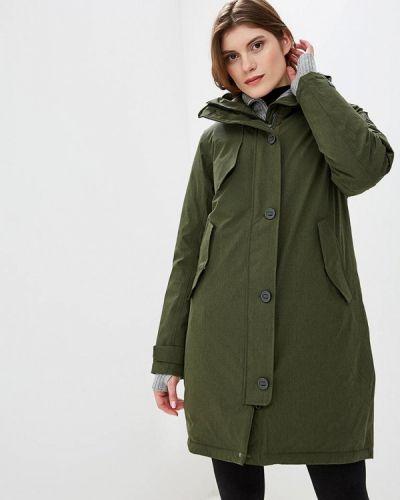 Зимняя куртка осенняя зеленая Bergans Of Norway
