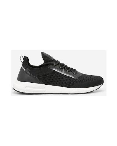 Czarne sneakersy Marc O Polo