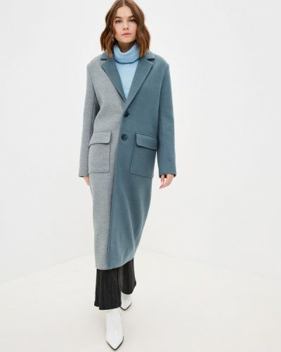 Пальто - бирюзовое Theone By Svetlana Ermak